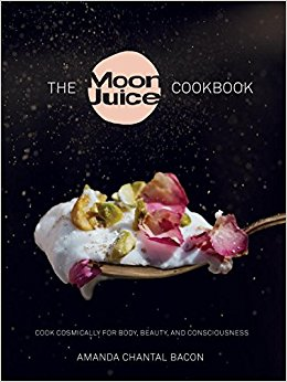 Moon Juice Cookbook by Amanda Chantel Bacon