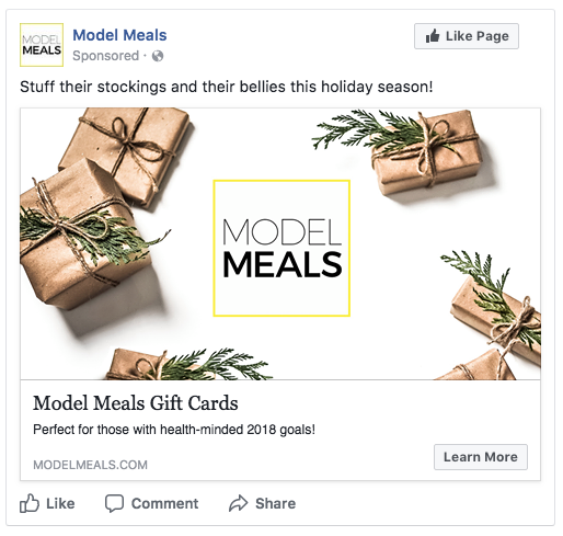 effective-facebook-ad-modelmeals