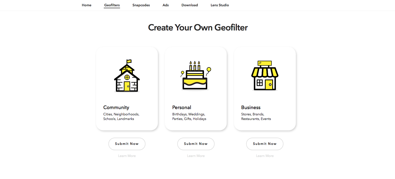 create-business-geofilter-snapchat