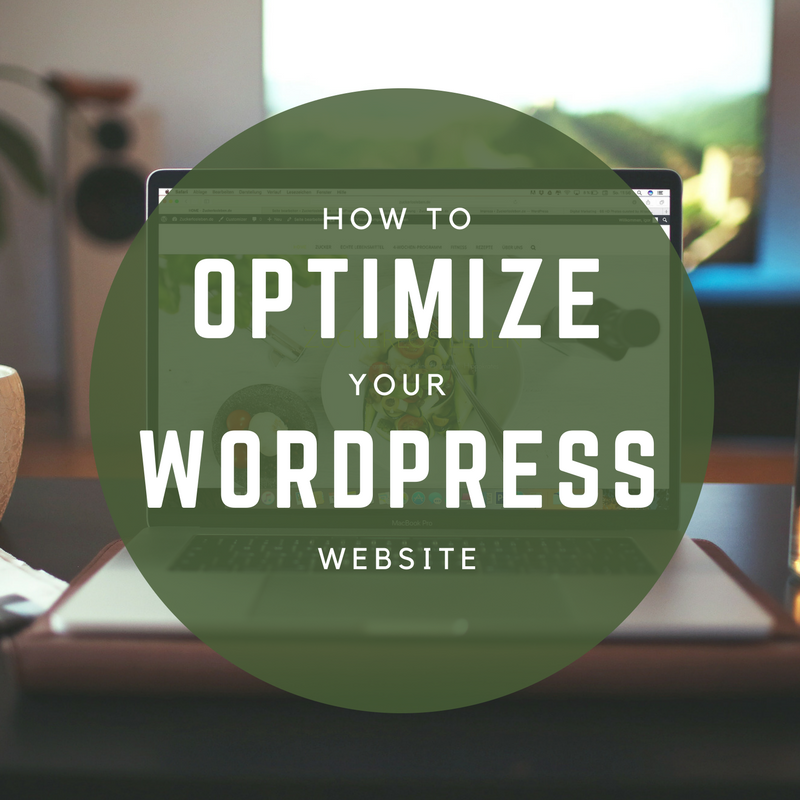optimize-wordpress