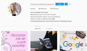 Marketing Events With Instagram