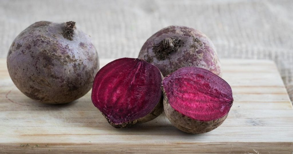 beets for healthy smoothie recipe