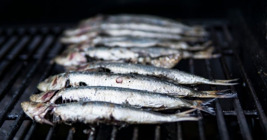 sardines nutrition facts